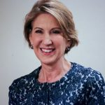 Carly Fiorina considers Kaine challe