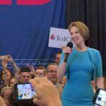 Carly Fiorina endorses Ted Cruz at