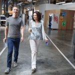 Charles Ommanney—Facebook In the wake of Sandberg's loss, she and Zuckerberg changed Facebook's leave policies