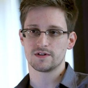 Edward Snowden as the U.S. Government knows about us