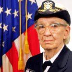Grace Hopper The U.S. Navy Rear