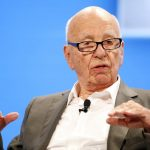 Rupert Murdoch is nothing if not a prolific tweeter. Reuters Lucy Nicholson
